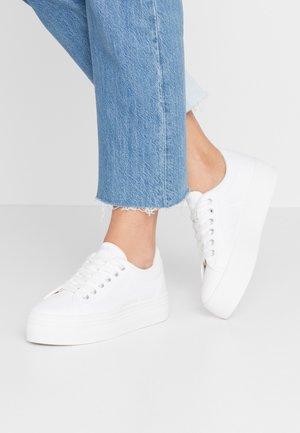 PLATO  - Sneakers laag - white