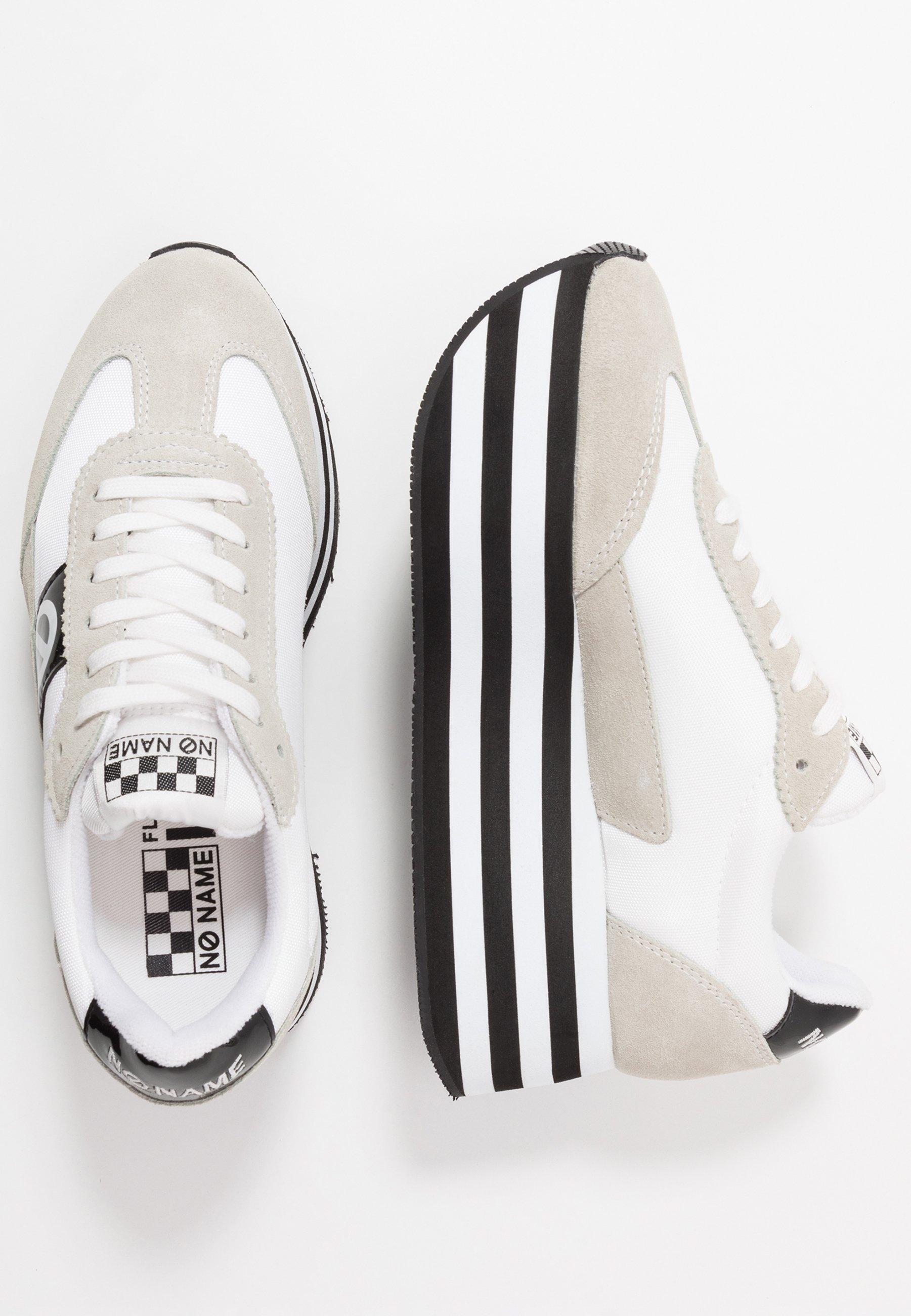 No Name Flex Jogger - Sneakers Basse White tcGvM