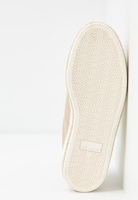 No Name - MALIBU - Espadrilles - gold - 6
