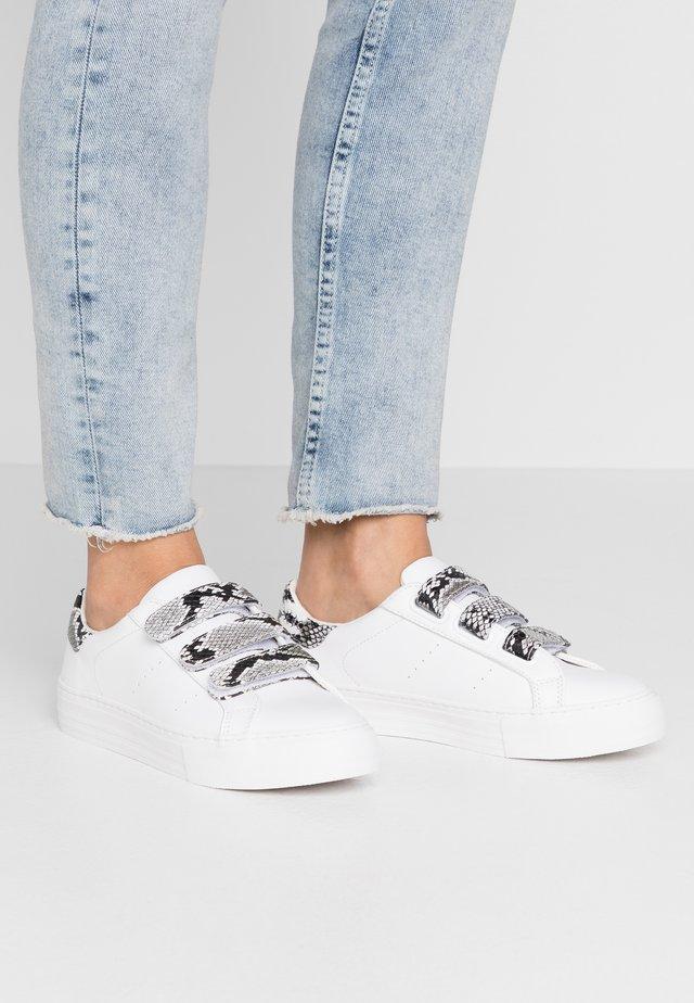 ARCADE STRAPS - Sneakers - white