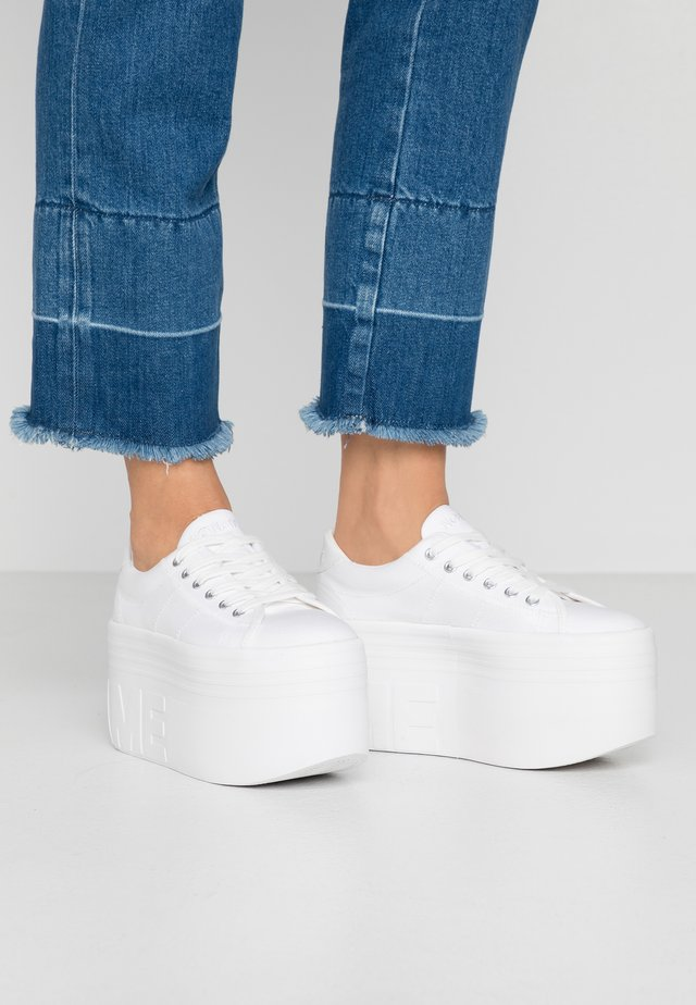 PLATO  - Tenisky - white