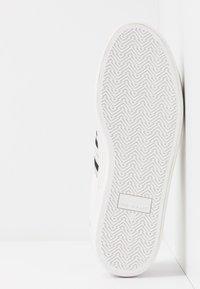 No Name - PLATO DERBY - Trainers - white/silver - 6