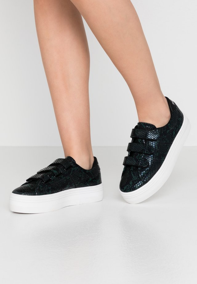 PLATO STRAPS - Sneakers laag - cedre