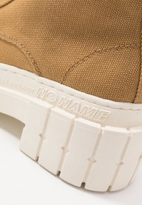 No Name - KROSS LOW - Ankle boots - tan/ivory - 2