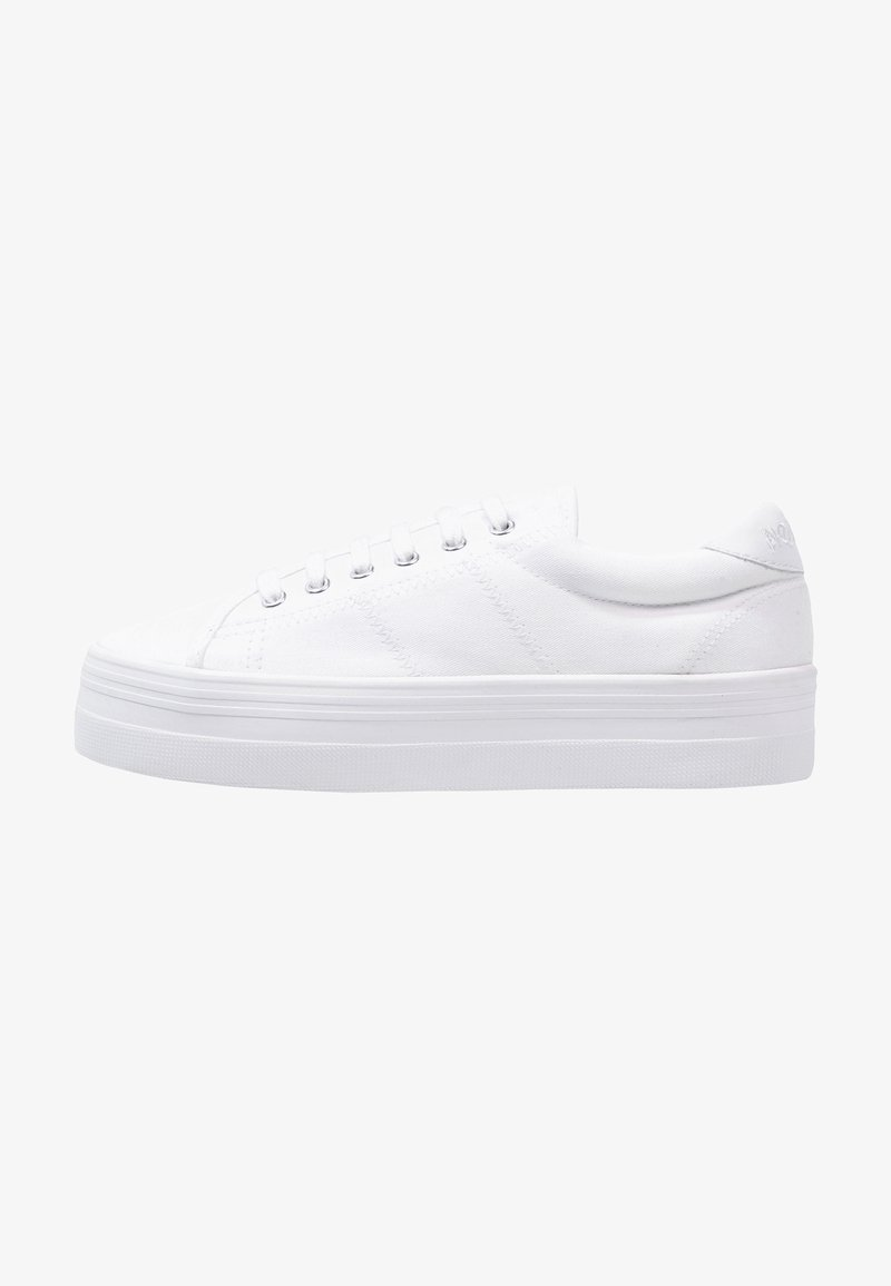 No Name - PLATO SNEAKER - Sneakers - white/fox white
