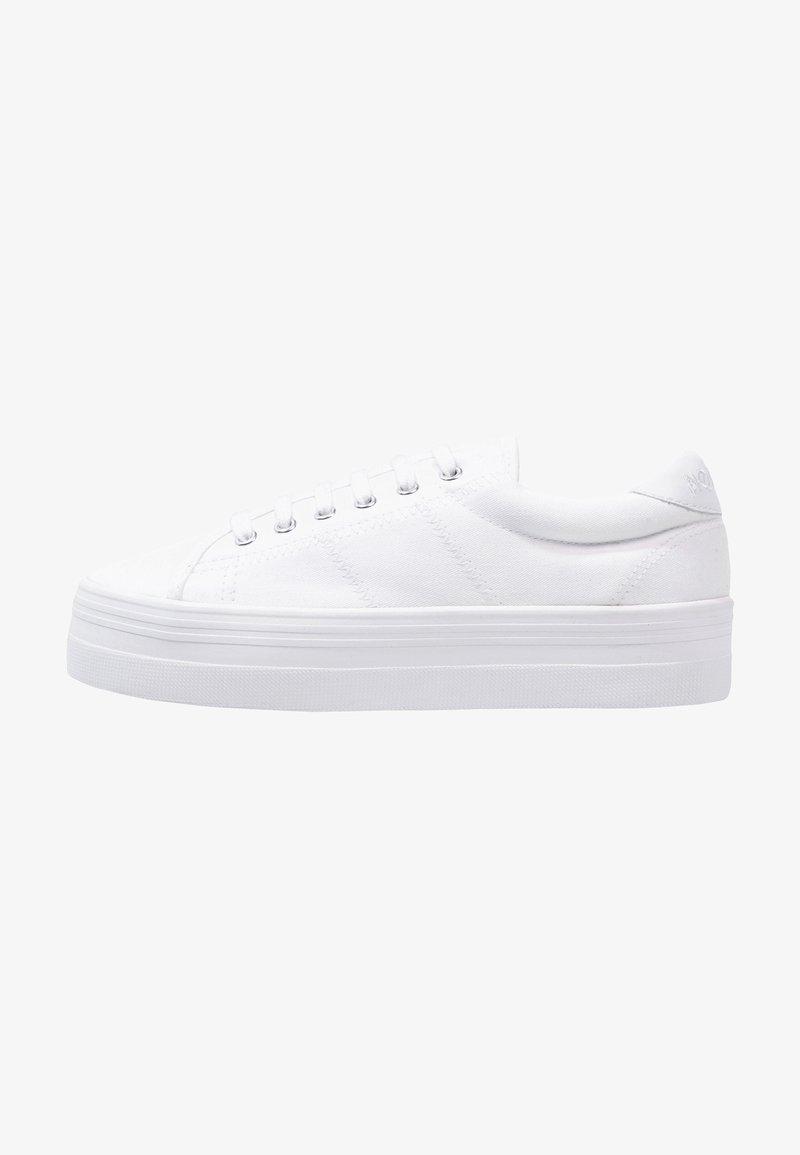 No Name - PLATO SNEAKER - Zapatillas - white/fox white