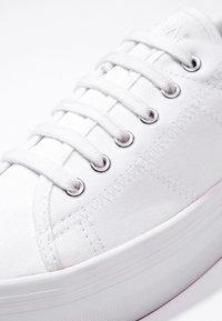 No Name - PLATO SNEAKER - Sneakers - white/fox white - 5