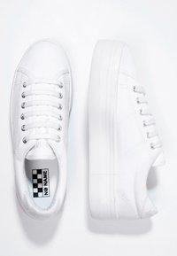 No Name - PLATO SNEAKER - Sneakers - white/fox white - 1