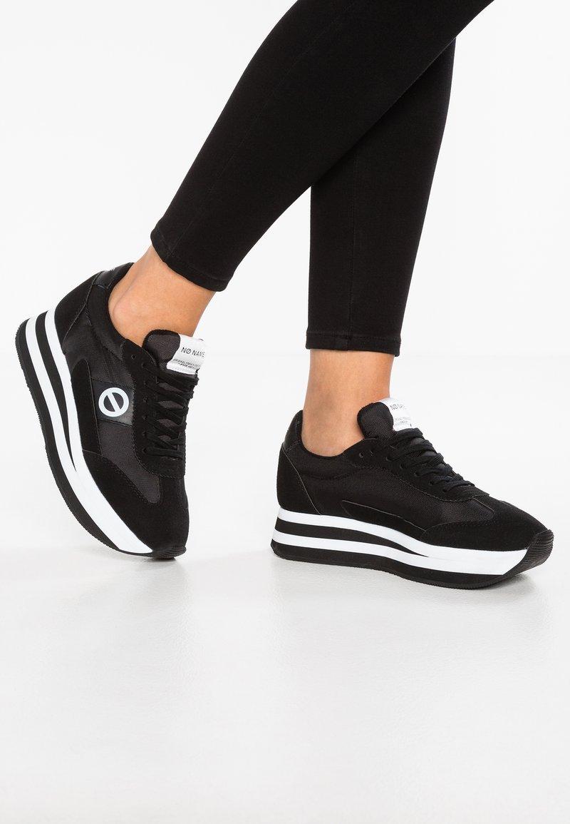 No Name - FLEX JOGGER - Sneaker low - black