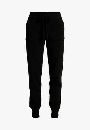NMSHIP POCKET PANT - Trousers - black