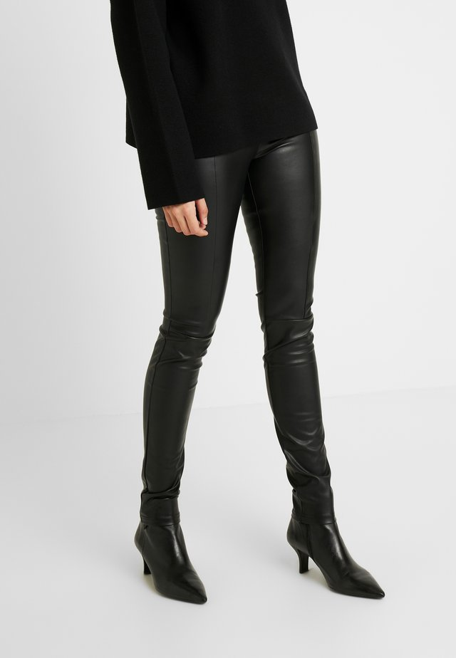 NMNOELLE - Leggings - Hosen - black