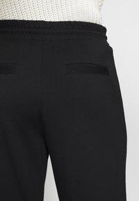 Noisy May Tall - NMHIPE CARGO PANT TALL - Cargo trousers - black - 3