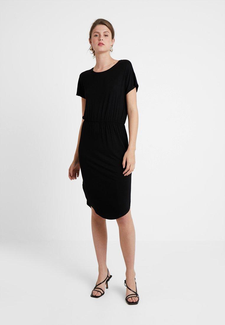 Noisy May Tall - NMNOLA DRESS - Jerseykleid - black