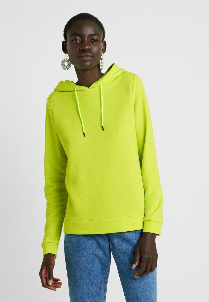 Noisy May Tall - NMPER HOODIE - Sweatshirt - evening primrose