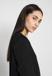 Noisy May Tall - NMELI PUFF TALL - Sweatshirt - black - 3