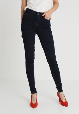 NMEXTREME LUCY SOFT - Jeans Skinny - dark blue denim