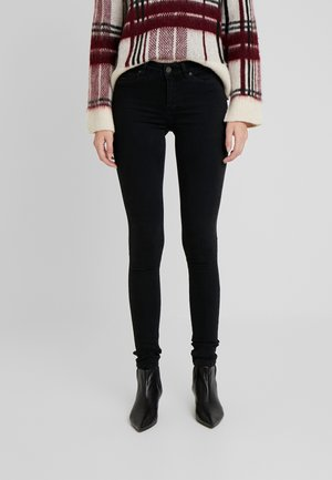 NMLUCY - Vaqueros pitillo - black denim