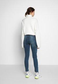 Noisy May Tall - NMKIMMY - Jeans Skinny - medium blue denim - 2