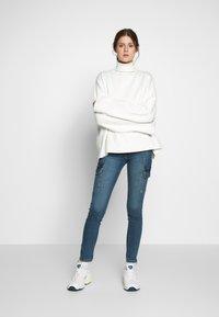 Noisy May Tall - NMKIMMY - Jeans Skinny - medium blue denim - 1