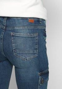 Noisy May Tall - NMKIMMY - Jeans Skinny - medium blue denim - 6