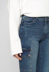 Noisy May Tall - NMKIMMY - Jeans Skinny - medium blue denim - 3