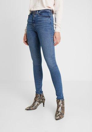 NMLUCY - Jeans Skinny - medium blue denim