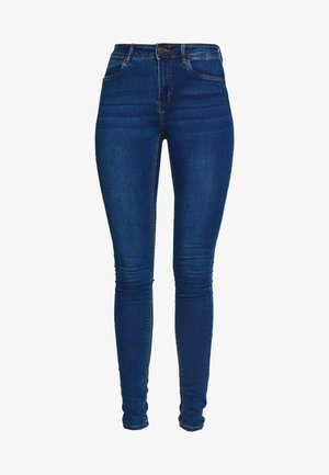 NMJEN SHAPER - Jeans Skinny - medium blue denim