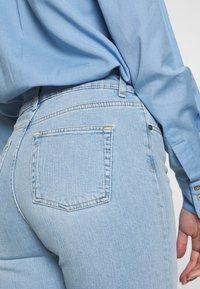 Noisy May Tall - NMJENNA - Skinny džíny - light blue denim - 5