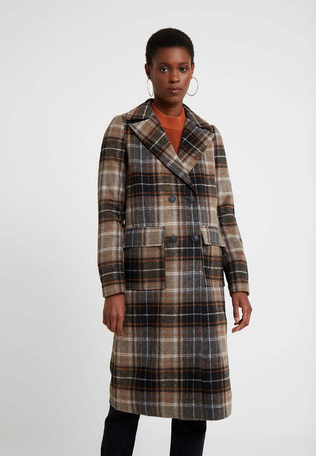 NMCHICK COAT - Classic coat - black