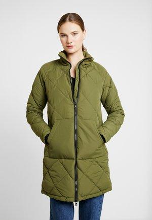 NMMALCOM JACKET - Zimní kabát - winter moss