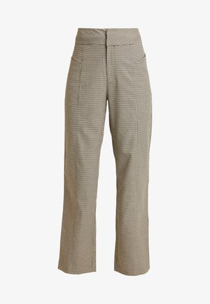 KINDSLEY PANTS - Broek - brown