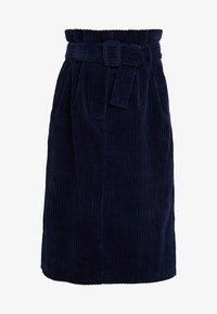 NORR - NEW PENELOPE SKIRT - Blyantnederdel / pencil skirts - navy - 3