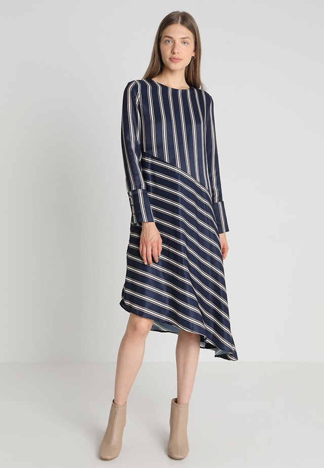 BOBBI DRESS - Day dress - navy