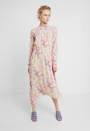 DAHLIA DRESS - Kjole - lilac/yellow