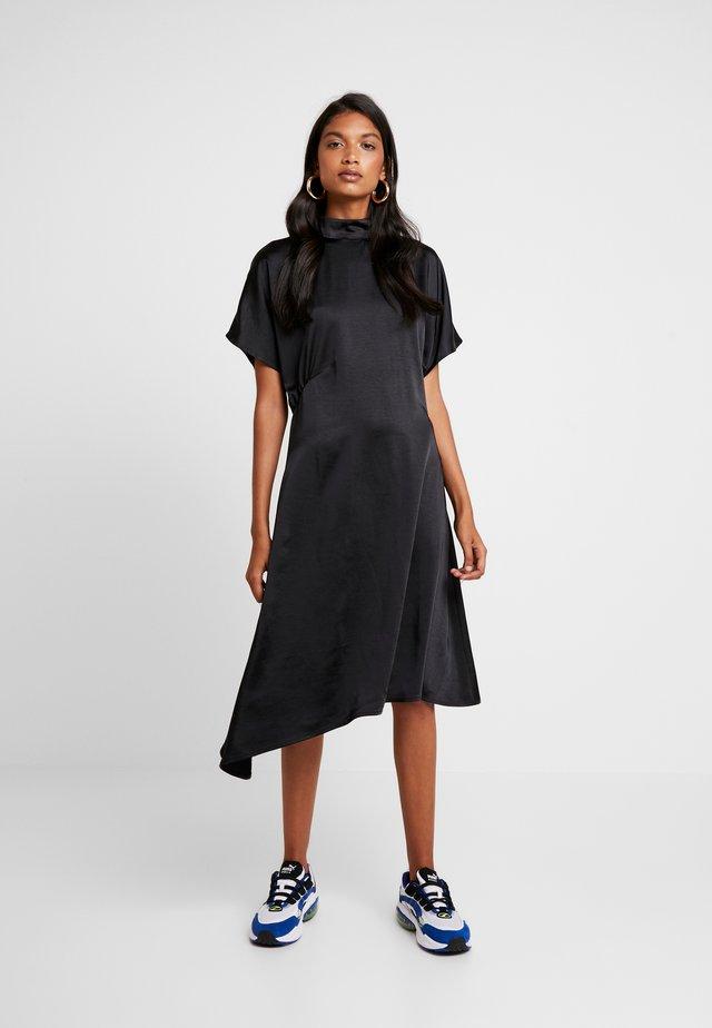 EVA DRESS - Maxi dress - black