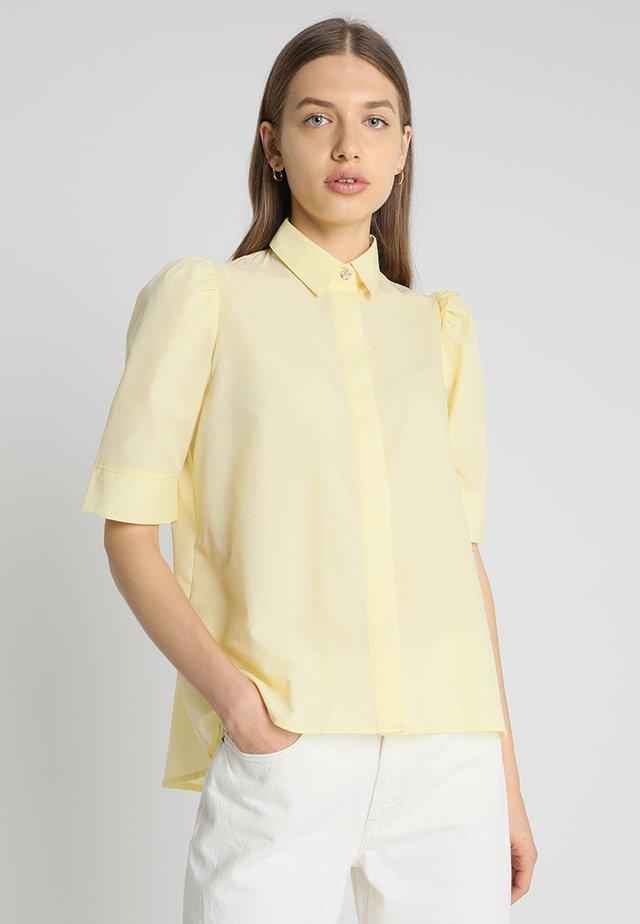 BILLIE  - Skjortebluser - light yellow