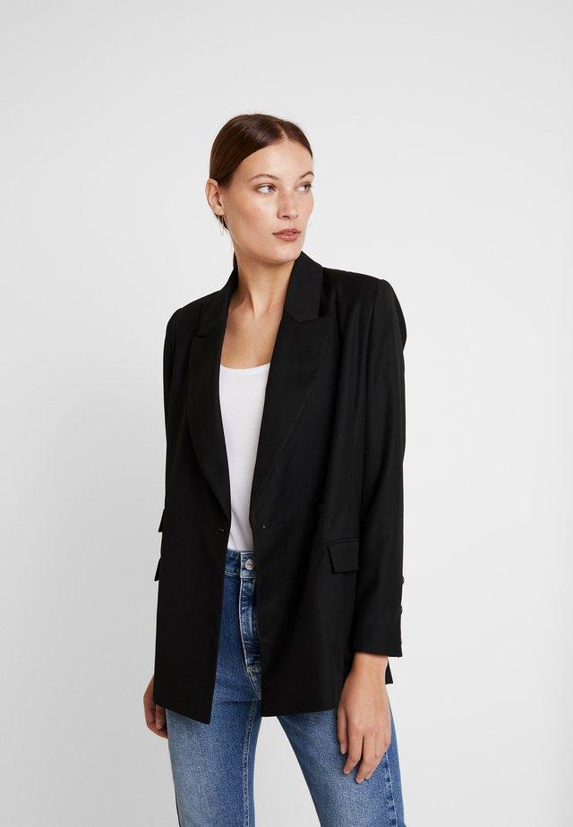 TESSA BLAZER - Blazere - black