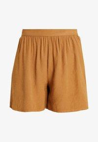 NORR - MILLE - Shortsit - golden brown - 3
