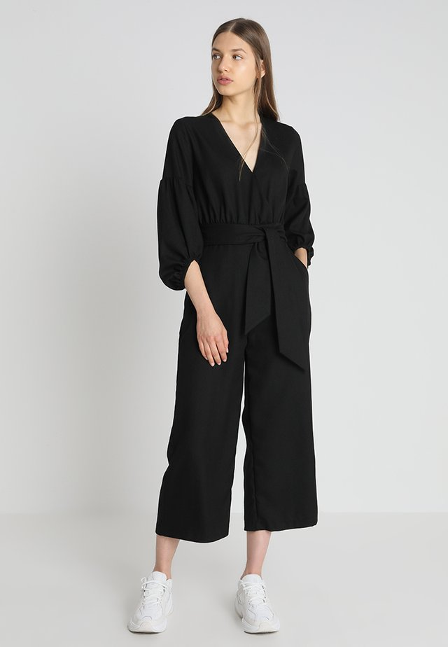 IVY - Jumpsuit - black