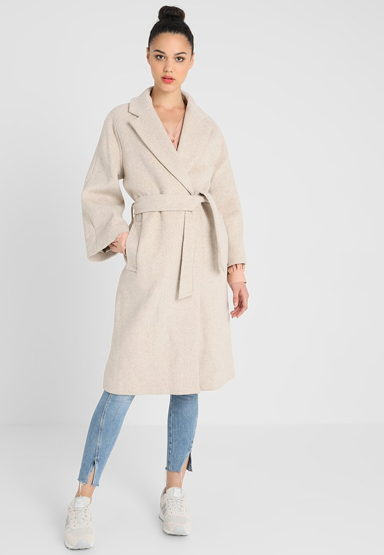 NORR - SANNA COAT - Classic coat - light beige