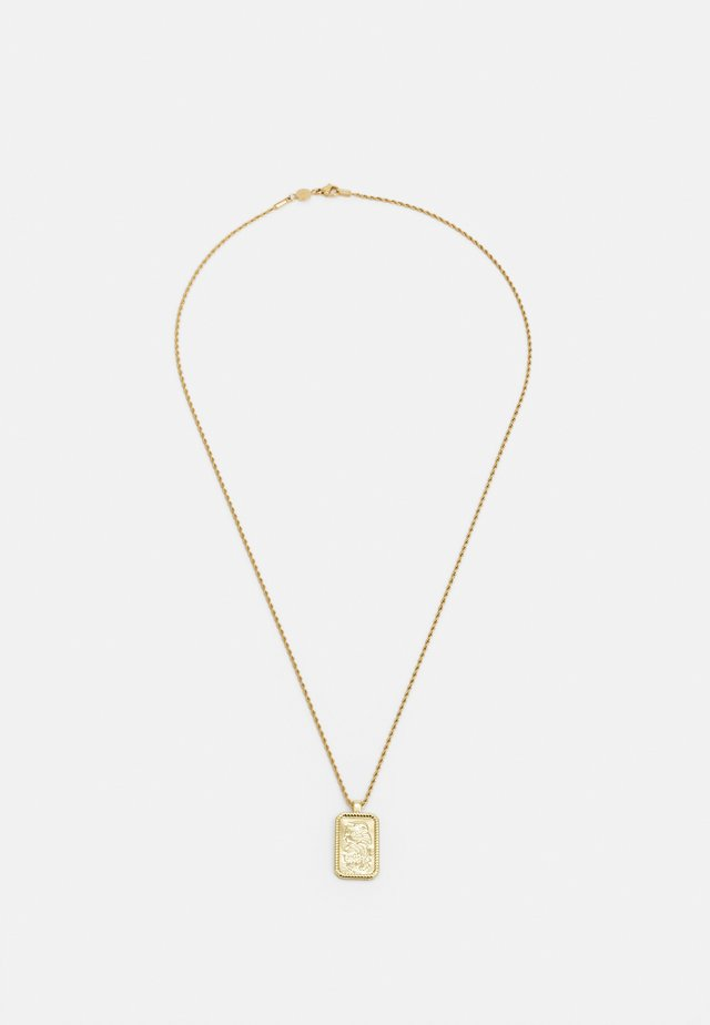 MADEMOISELLE NECKLACE - Halskæder - gold-coloured
