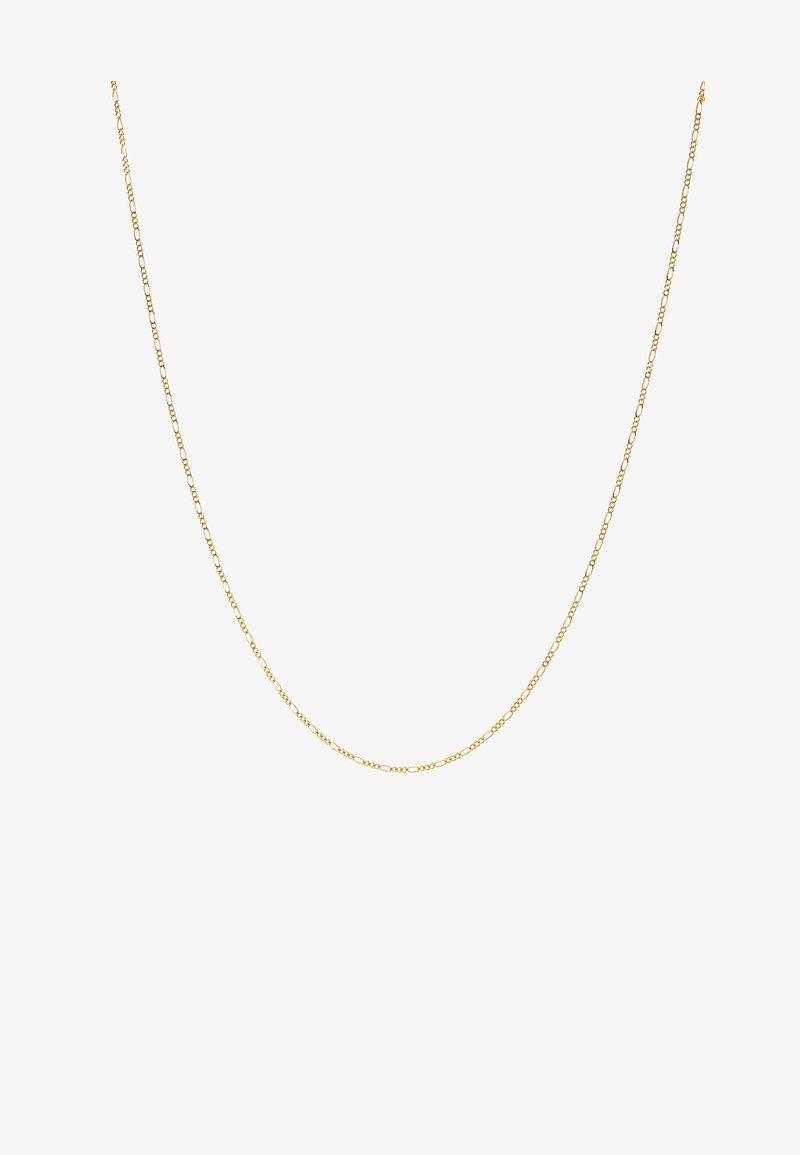 Chain Gold coloured Northskull Gold NecklaceCollier KlF3T1Jc