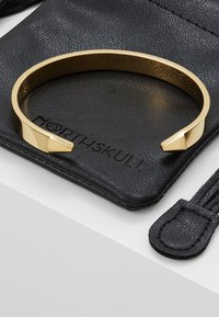 Northskull - THE END CUFF - Armband - gold-coloured - 5
