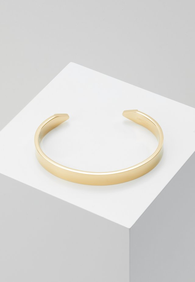THE END CUFF - Armbånd - gold-coloured