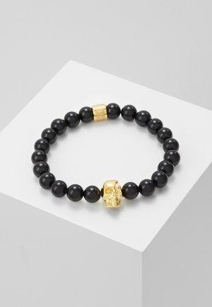 Bracelet - black/gold-coloured