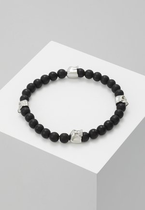 Bracelet - black lava