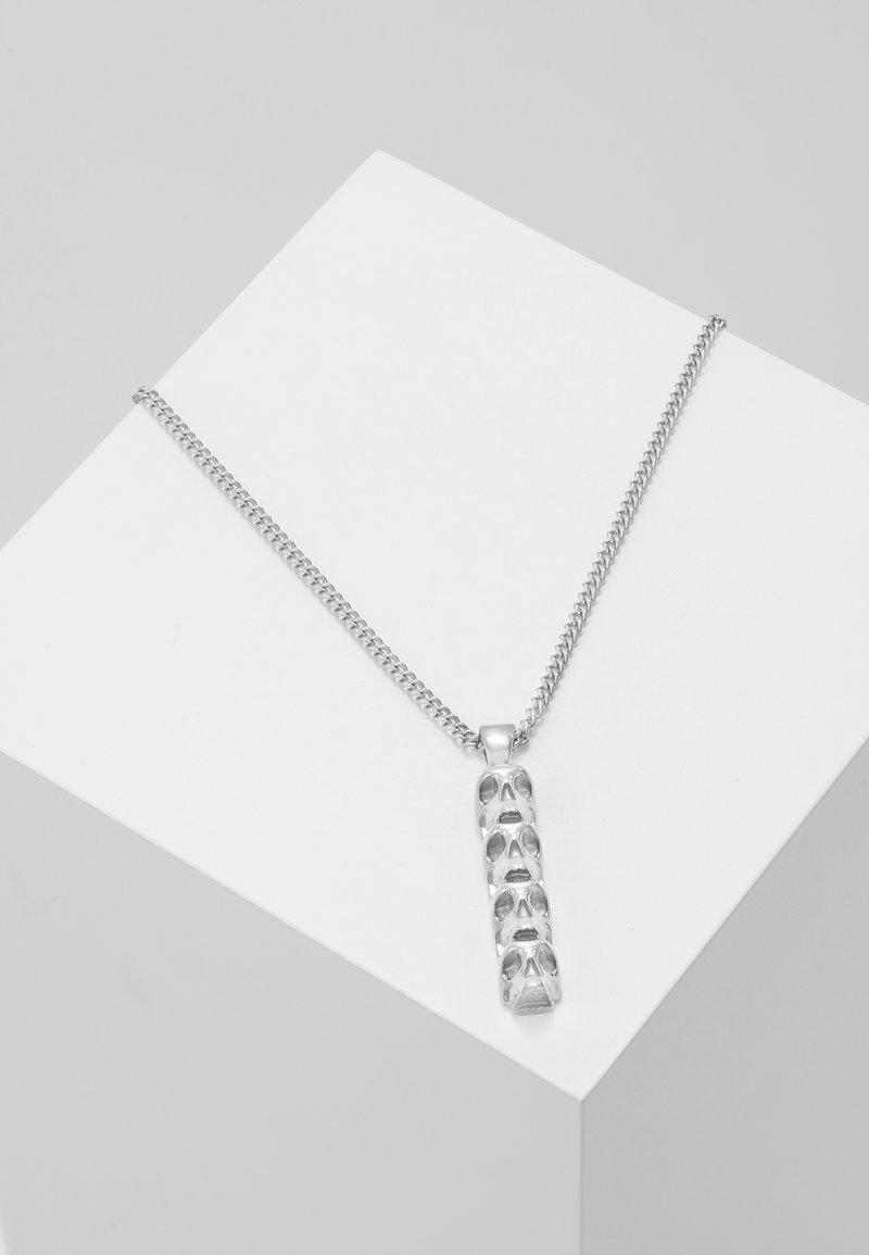 Northskull - Ketting - silver-coloured