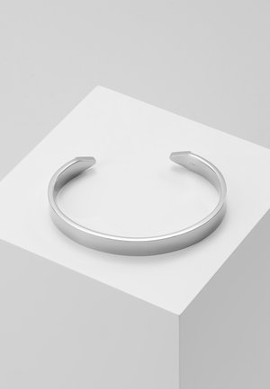THE END CUFF - Armband - silver-coloured