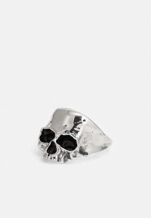 SKULL UNISEX - Prsten - silver-coloured
