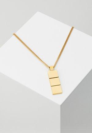 LAYERS NECKLACE - Kaulakoru - gold-coloured